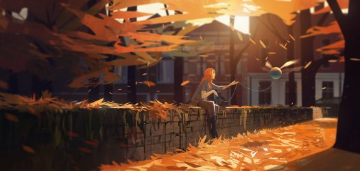 autumn_by_grivetart-d9c263r